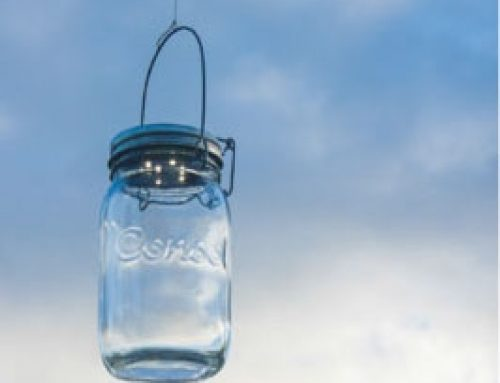 Consol Solar Jar article