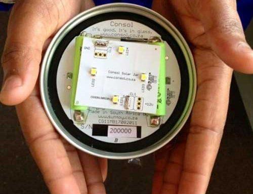 200,000th Consol Solar Jar!